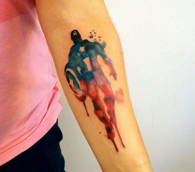 Tatuagens inspiradas em quadrinhos (4)
