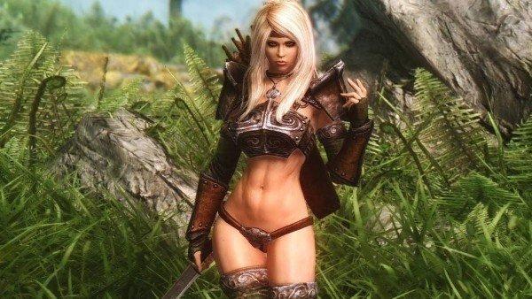 armaduras femininas