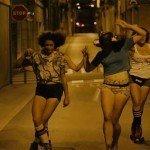 Andando de patins pelas ruas de Barcelona 2