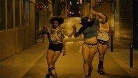 Andando de patins pelas ruas de Barcelona
