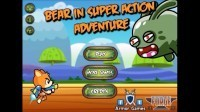 Bear in Super Action Adventure – Jogo da semana