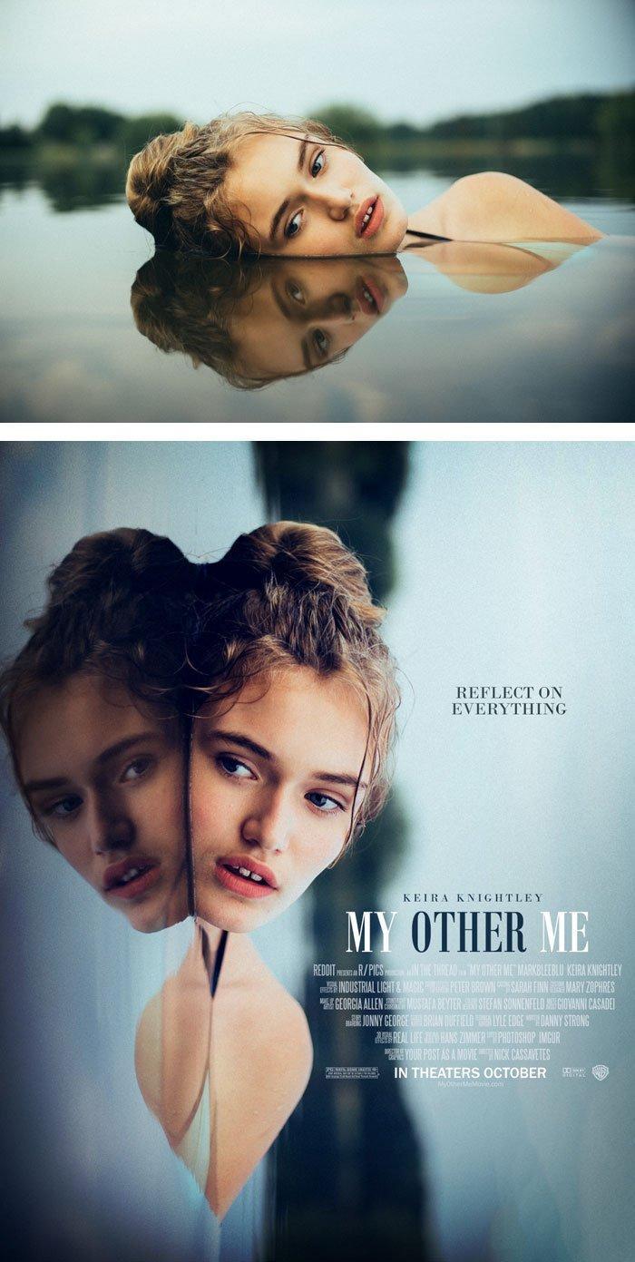 Transformando fotografias em posters de filmes  (2)