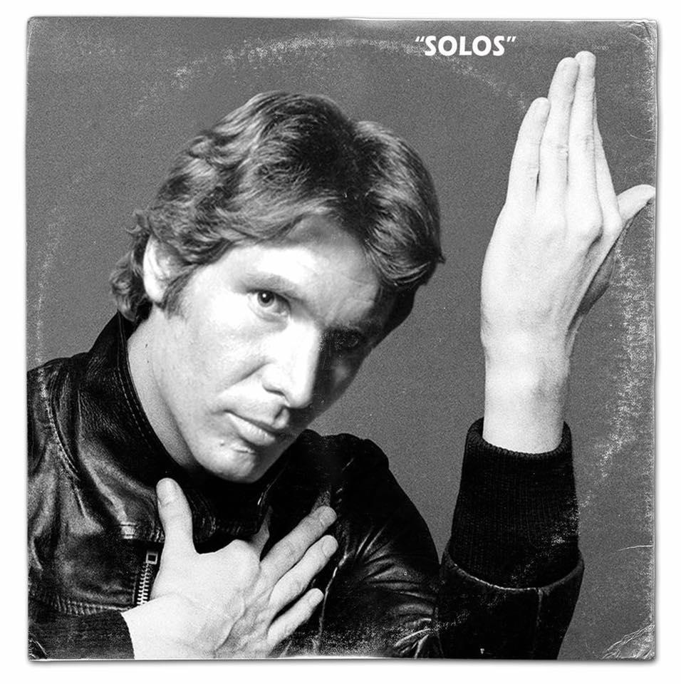 Capas de albuns musicais com personagens de Star Wars (8)