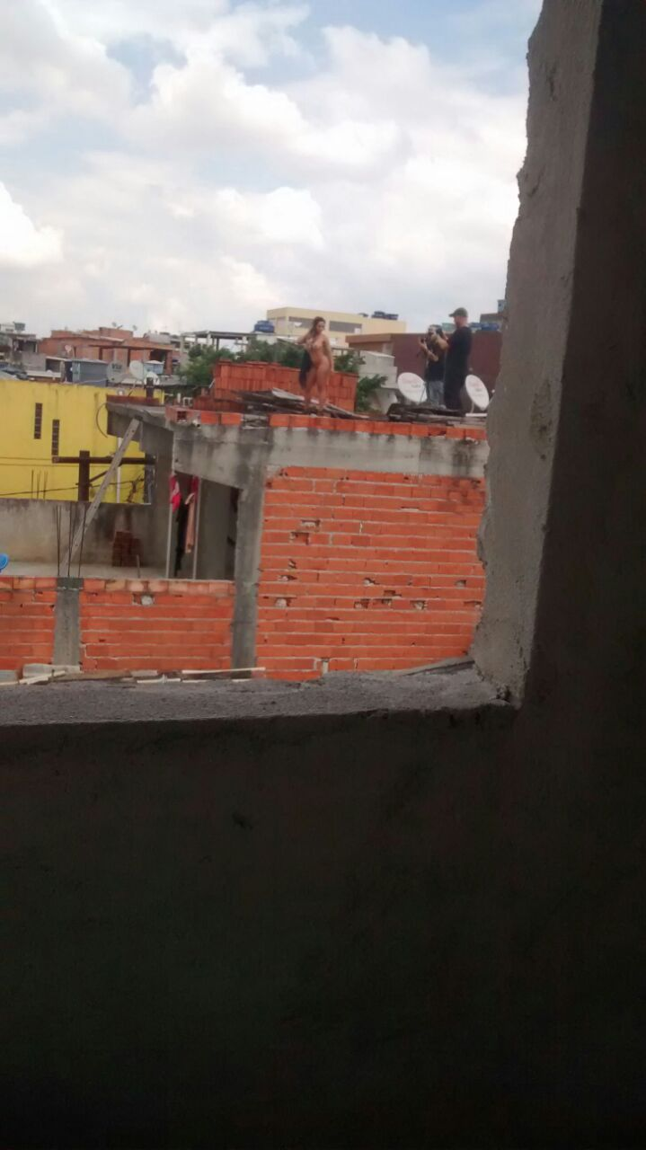 Fotos Mulher Melao na favela Heliopolis - Caiu no WhatsApp Bastidores da Sexy (14)