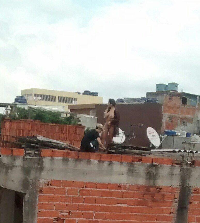 Fotos Mulher Melao na favela Heliopolis - Caiu no WhatsApp Bastidores da Sexy (16)