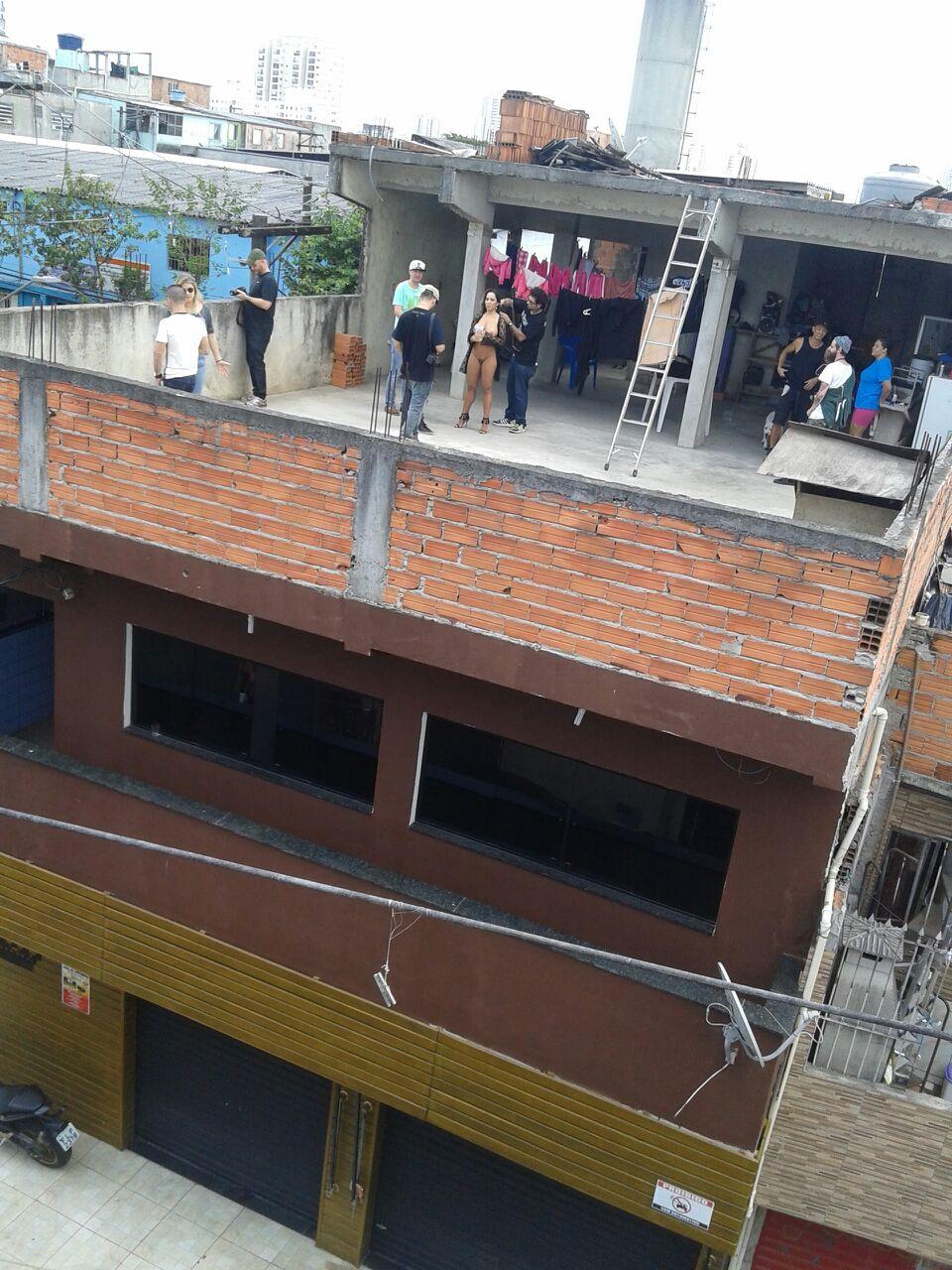 Fotos Mulher Melao na favela Heliopolis - Caiu no WhatsApp Bastidores da Sexy (20)