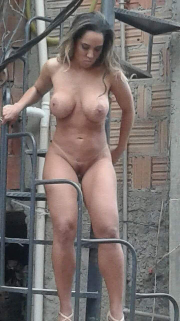 Fotos Mulher Melao na favela Heliopolis - Caiu no WhatsApp Bastidores da Sexy (6)