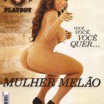 Fotos Playboy Mulher Melão Renata Frisson 1
