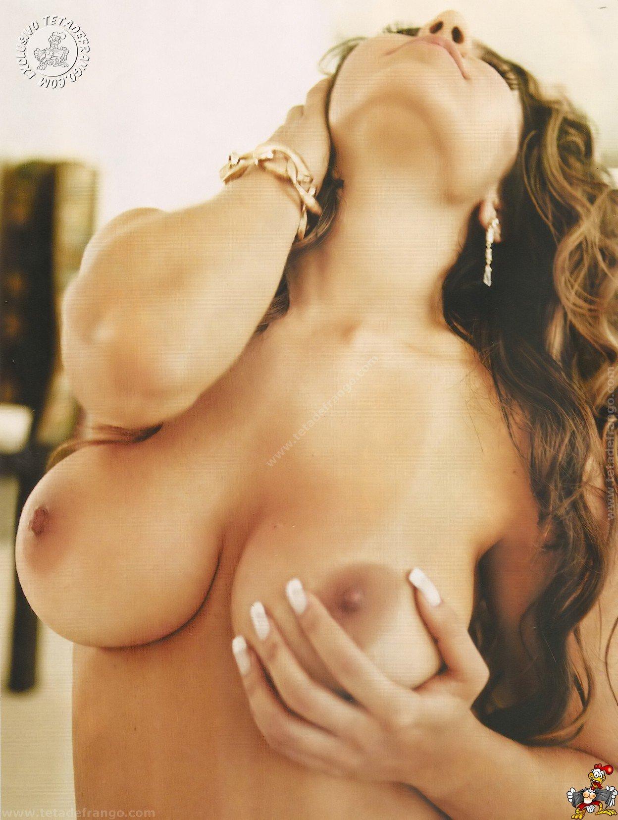 Fotos Playboy Mulher Melão Renata Frisson (21)