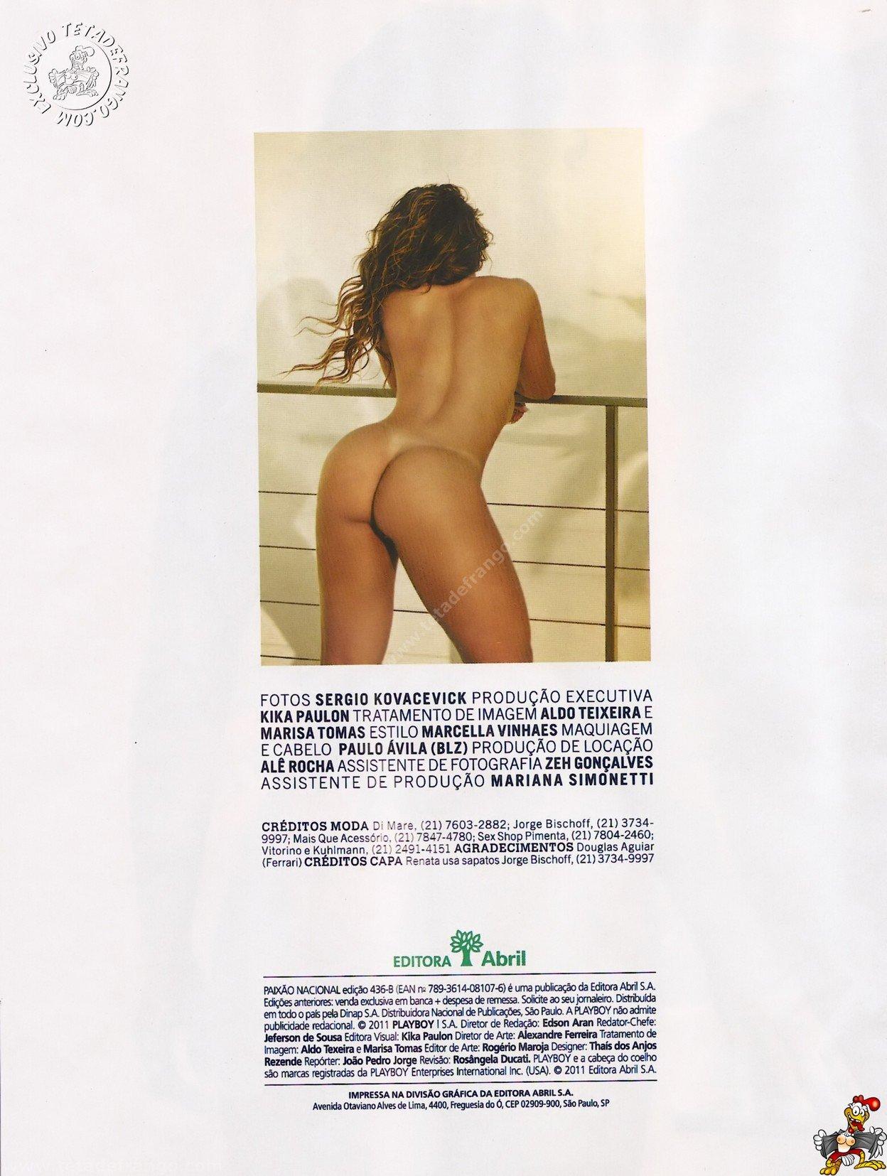 Fotos Playboy Mulher Melão Renata Frisson (49)