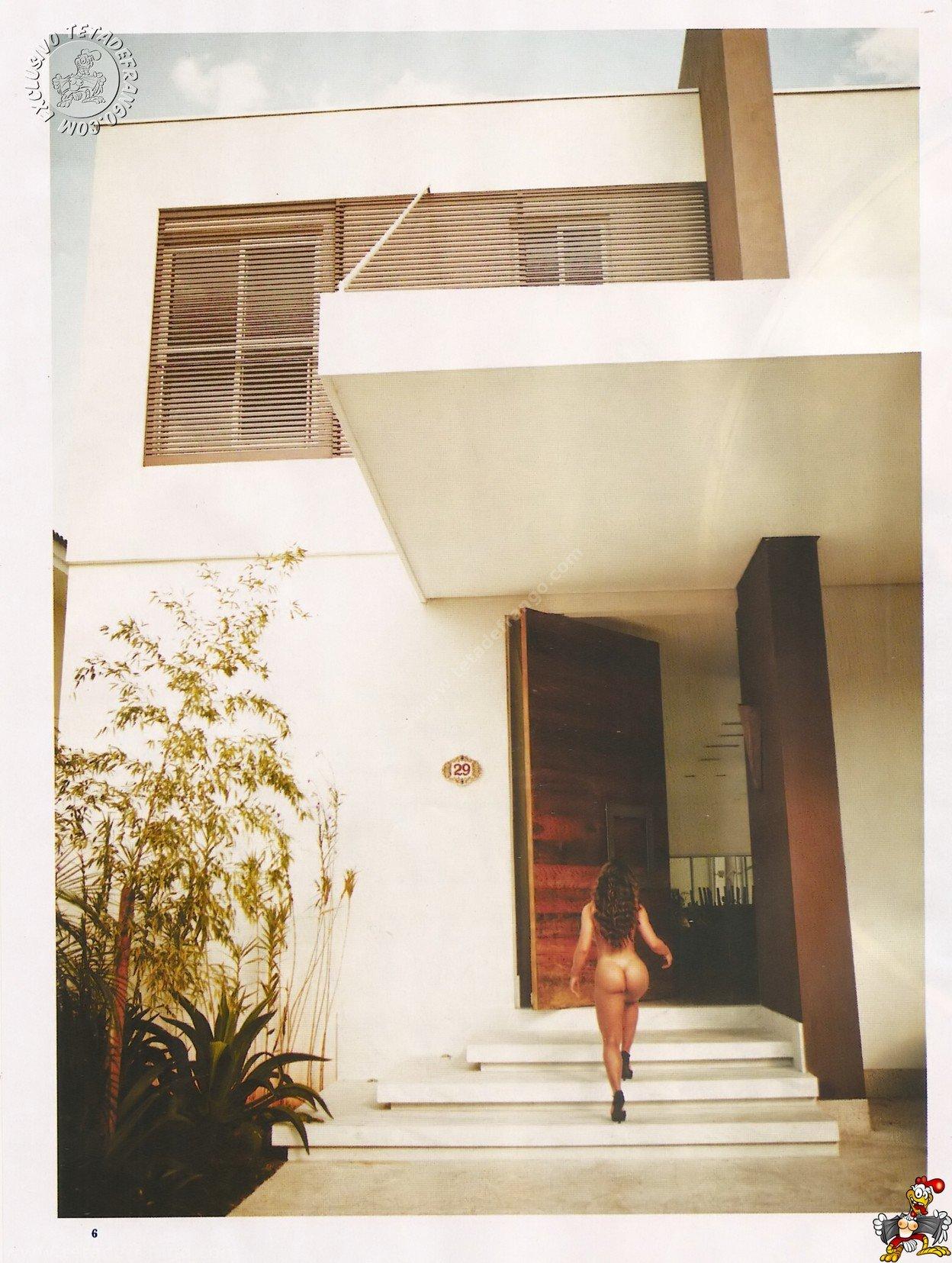 Fotos Playboy Mulher Melão Renata Frisson (5)