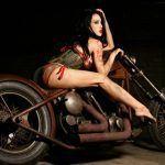 Mulheres e motocicletas 2