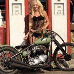 Mulheres e motocicletas 3