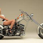Mulheres e motocicletas 4