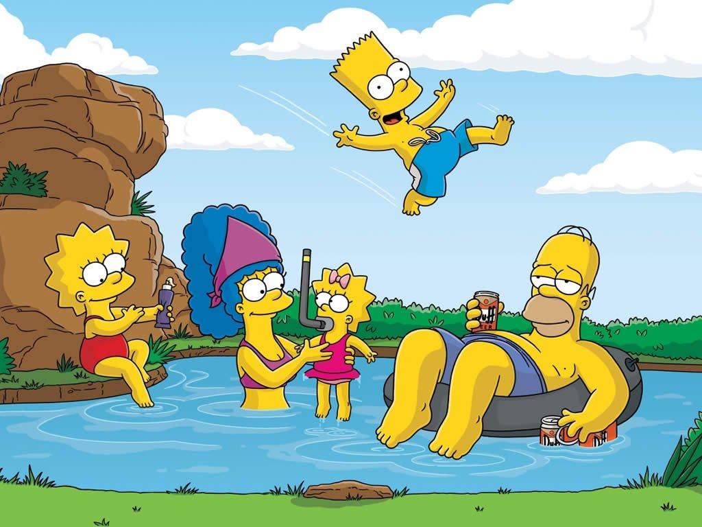 O Mundo dos Simpsons thumb