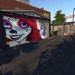 Simulador Graffiti em realidade virtual