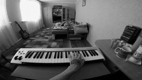 Usando o corpo da sua namorada para produzir musica