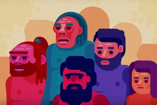 As origens da humanidade 2