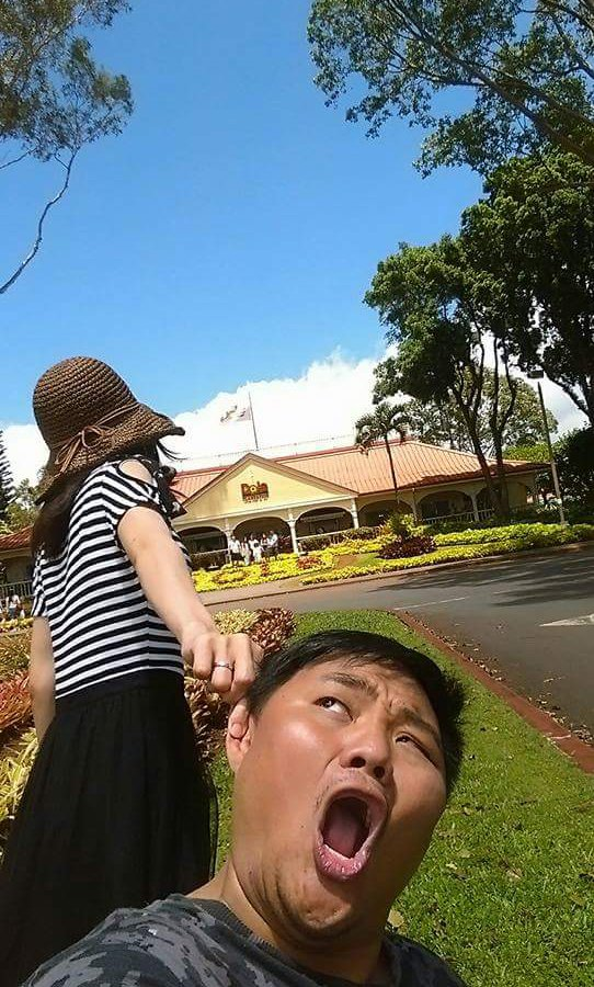 Casal de Taiwan recria parodia sobre a serie FollowMeTo 4