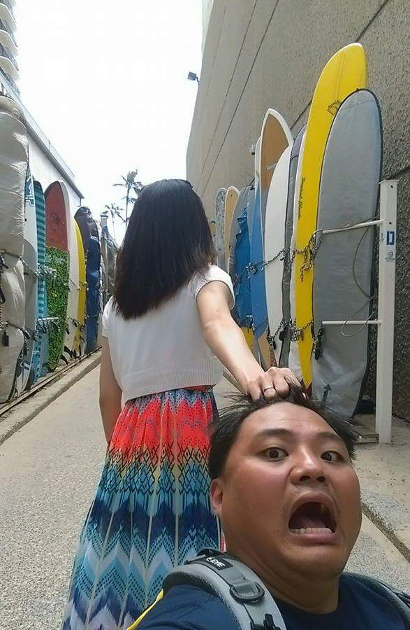 Casal de Taiwan recria parodia sobre a serie FollowMeTo