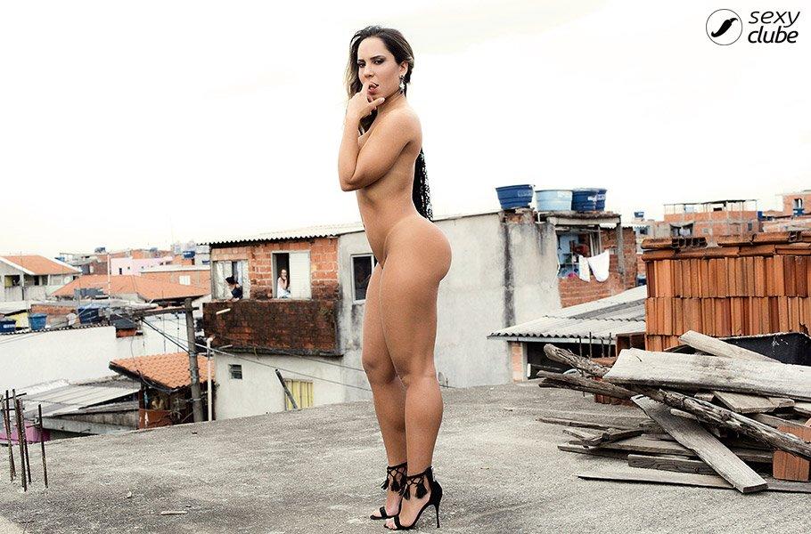 Fotos Sexy Mulher Melão Renata Frisson Revista Sexy Junho (4)