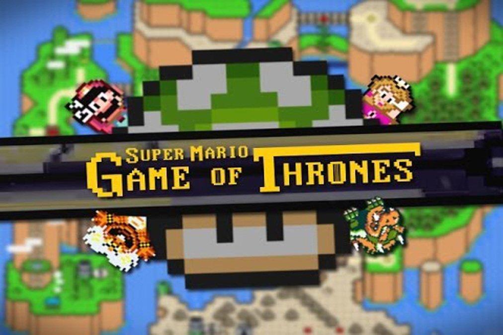 Super Mario of Thrones