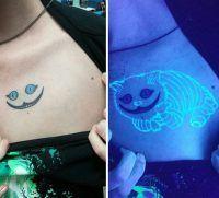 Tatuagens com mensagens subliminares