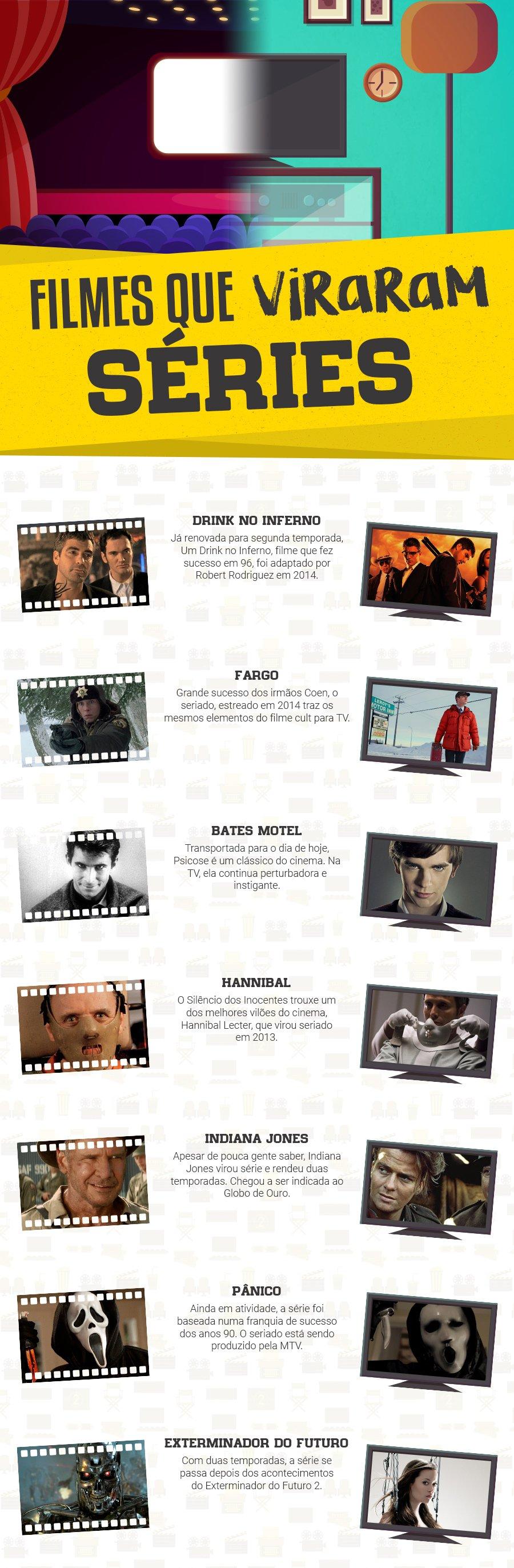filmes que viraram series