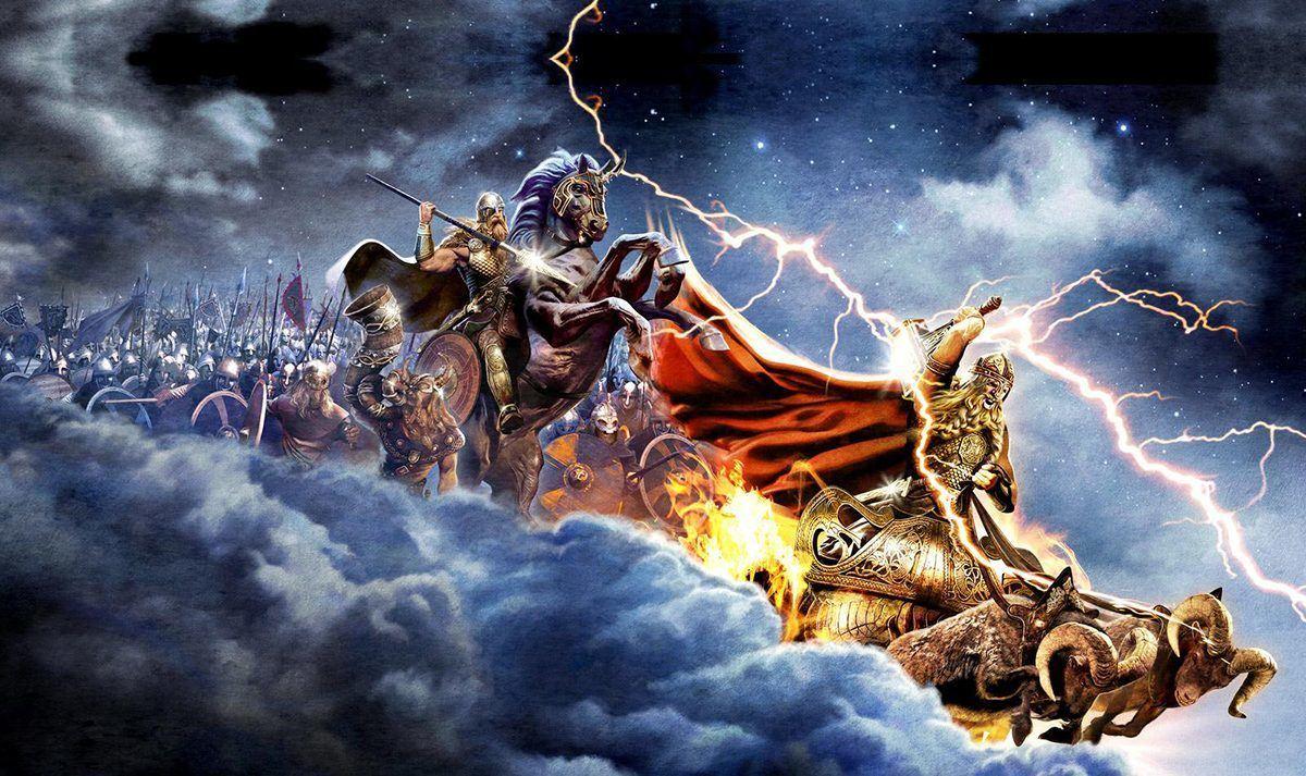 A Arvore Genealogica dos Deuses Nordicos thumb