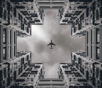 A beleza das fotos simétricas