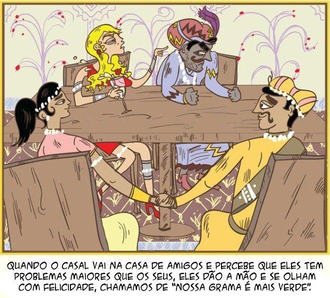 Como e o Kamasutra depois do casamento (2)