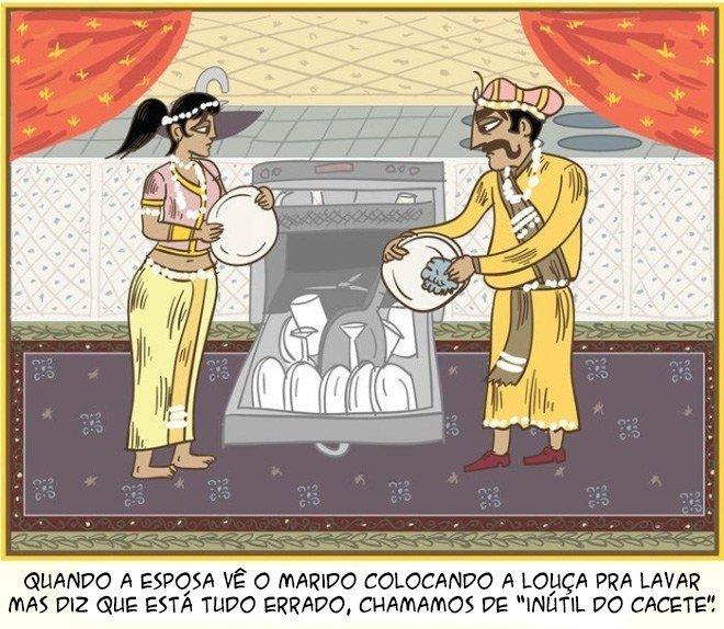 Como e o Kamasutra depois do casamento (4)