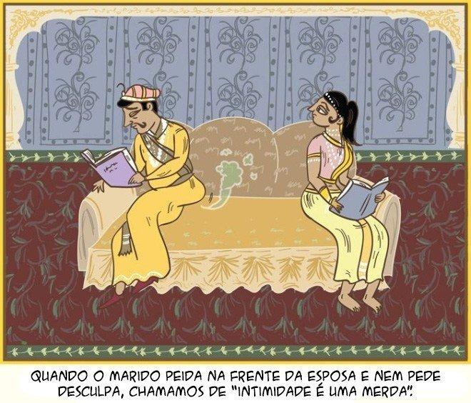 Como e o Kamasutra depois do casamento (5)