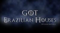 Como seriam as casas de Game of Thrones se elas tivessem sobrenomes Brasileiros