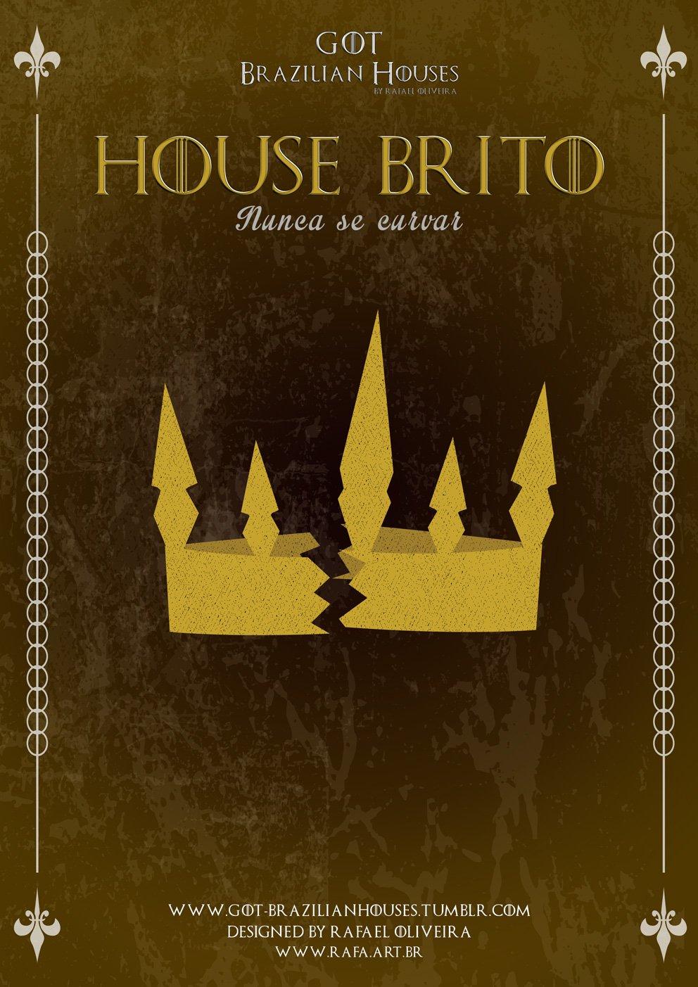 Como seriam as casas de Game of Thrones se elas tivessem sobrenomes Brasileiros (13)