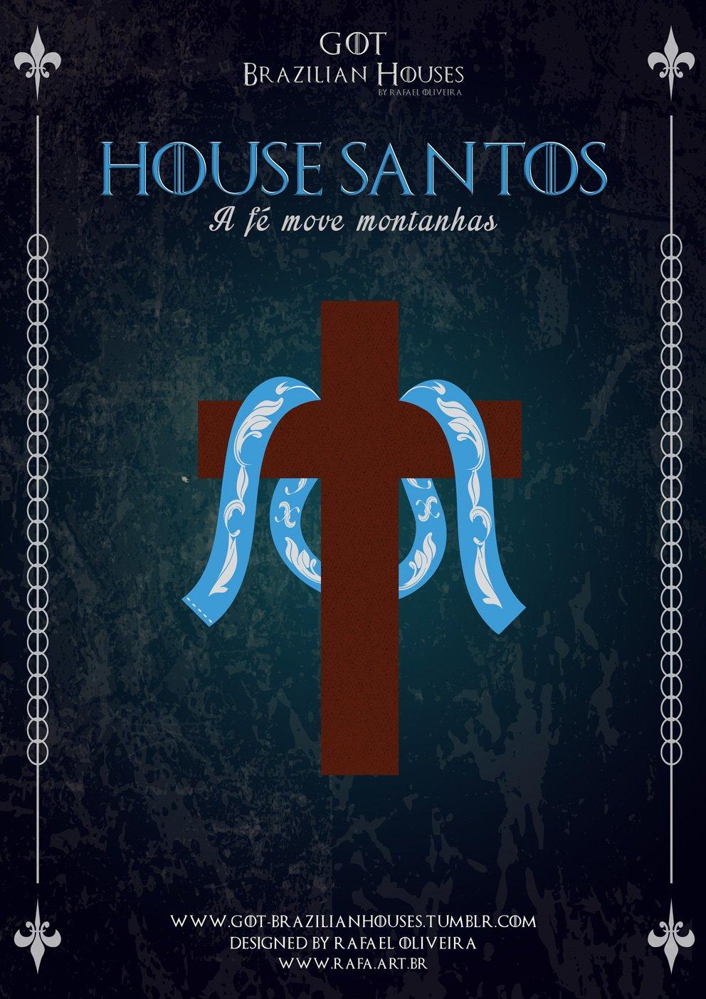 Como seriam as casas de Game of Thrones se elas tivessem sobrenomes Brasileiros (15)