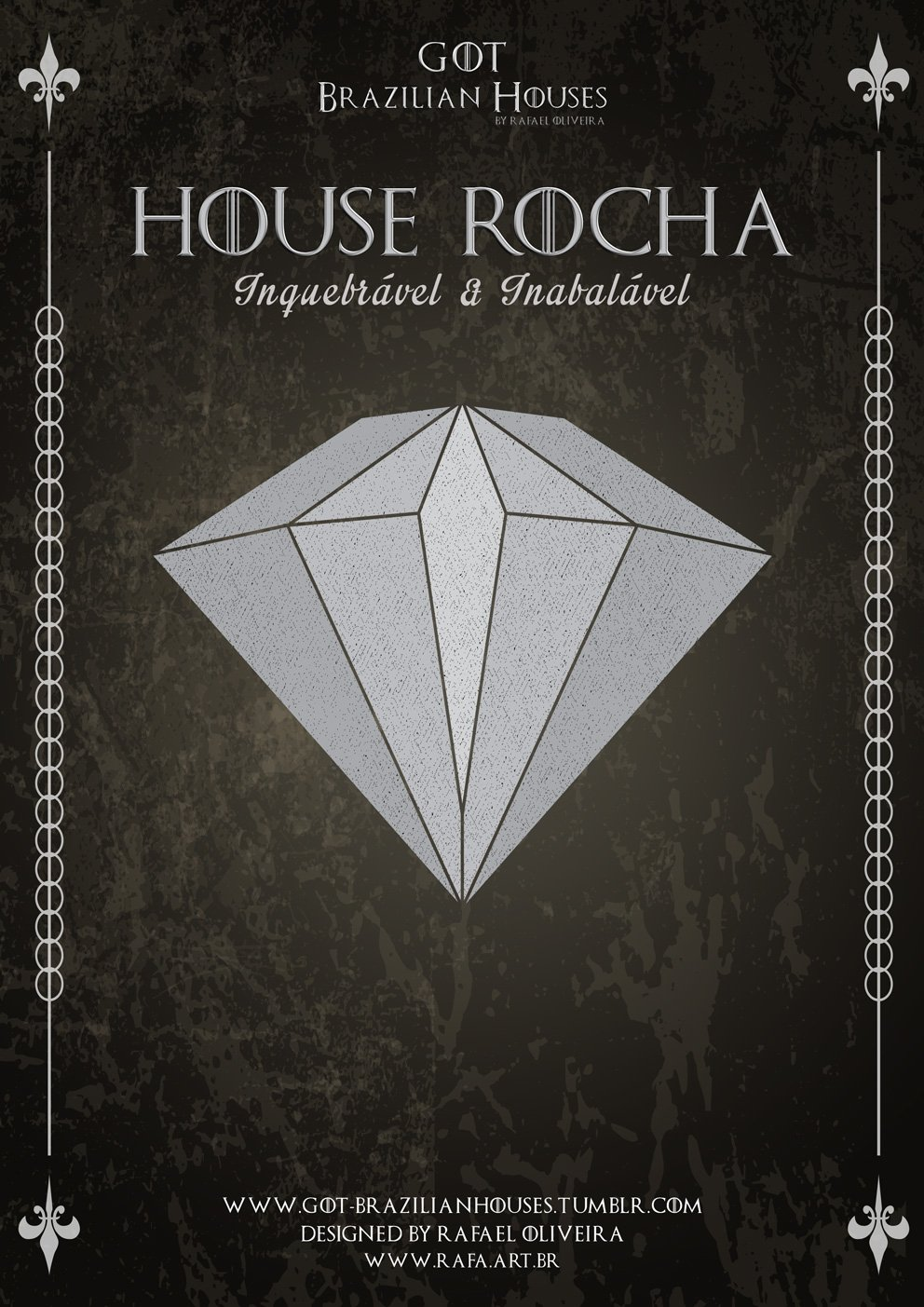 Como seriam as casas de Game of Thrones se elas tivessem sobrenomes Brasileiros (8)