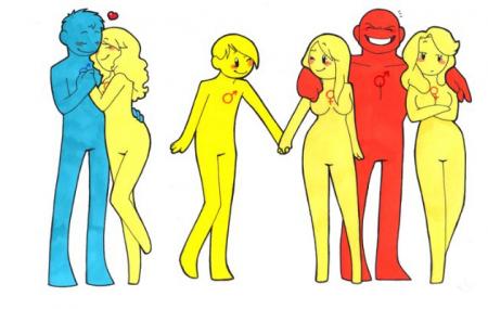 Como seriam os relacionamentos humanos se usassemos rituais de acasalamento dos animais (11)