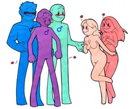 Como seriam os relacionamentos humanos se usassemos rituais de acasalamento dos animais (13)