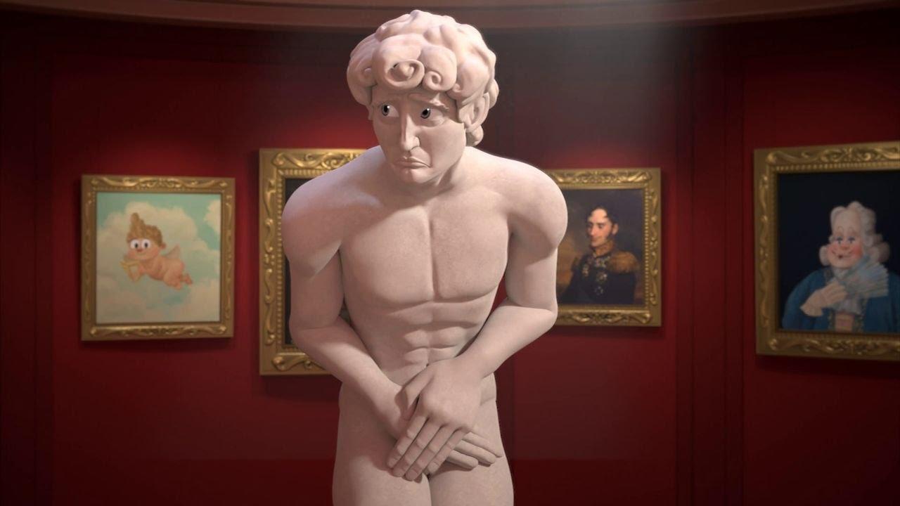 O pequeno problema da estátua David