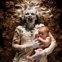 Retratando os piores pesadelos infantis