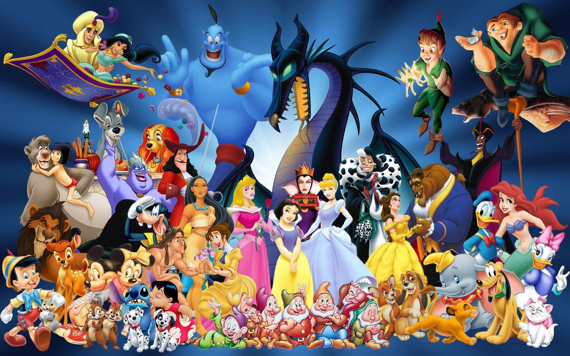 10 curiosidades sobre animações da Disney