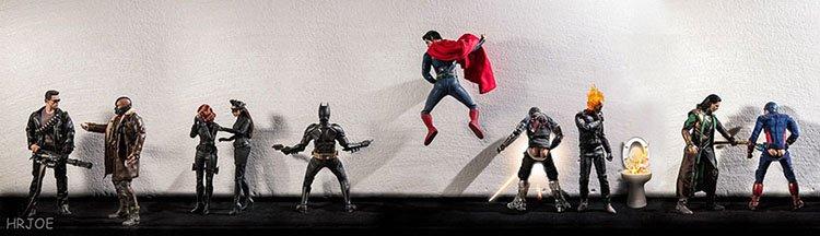 A vida secreta dos super-herois (1)