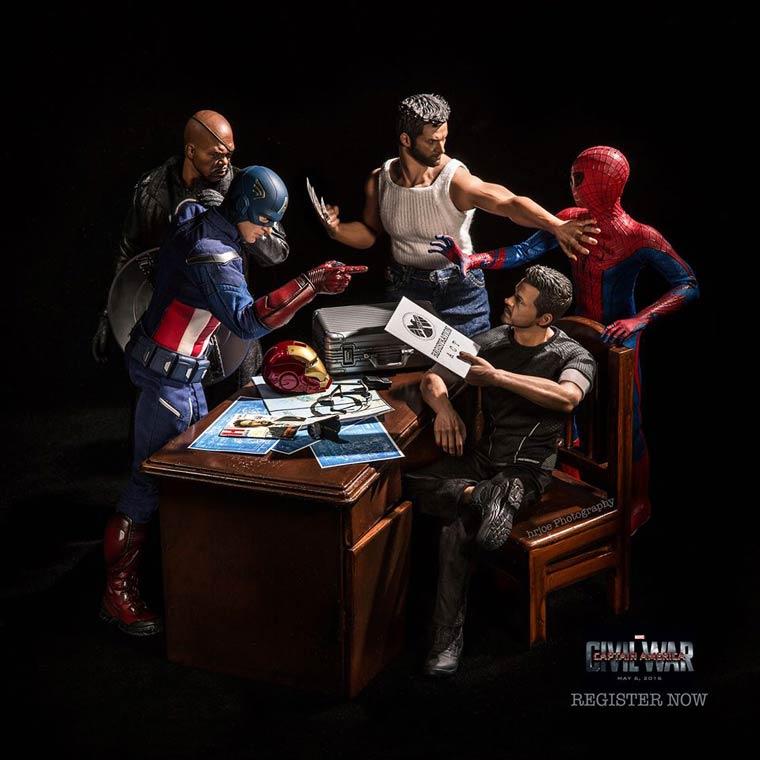 A vida secreta dos super-herois (14)