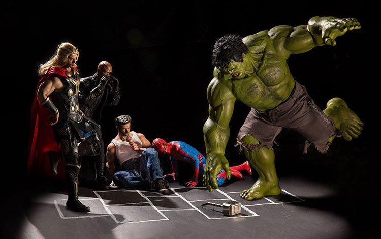 A vida secreta dos super-herois (3)