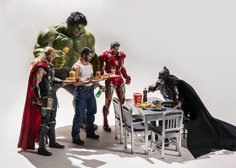 A vida secreta dos super-herois (4)
