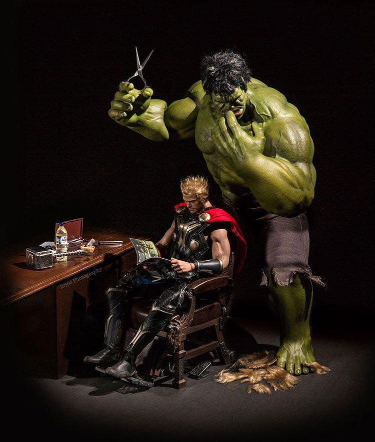 A vida secreta dos super-herois (5)