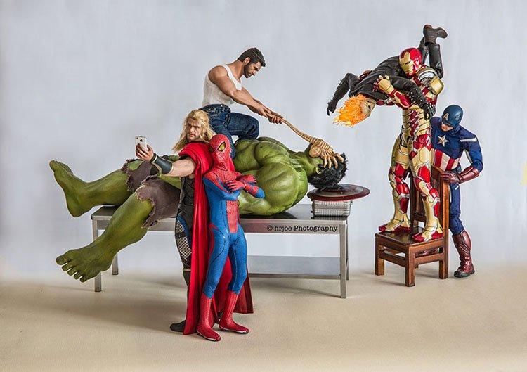A vida secreta dos super-herois (8)