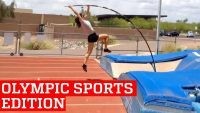 As pessoas são incríveis  – edição especial esportes olímpicos