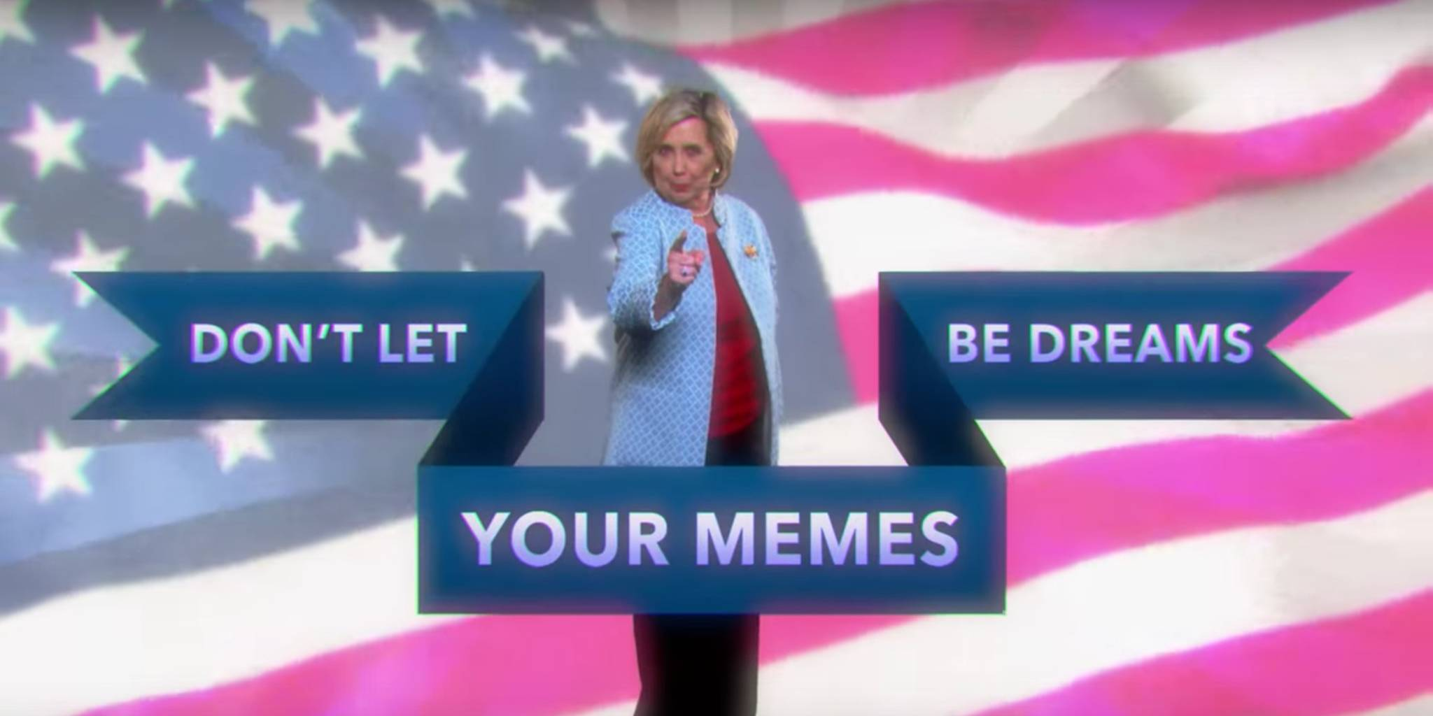 Hillary Clinton: Meme Queen 2016